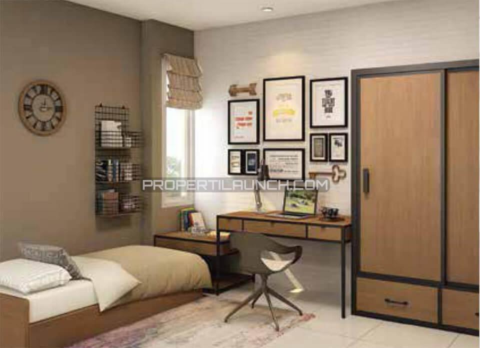 Contoh Interior Design Tipe Beverly