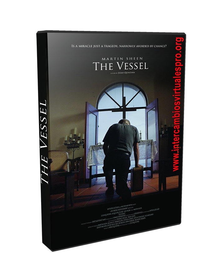 The Vessel poster box cover