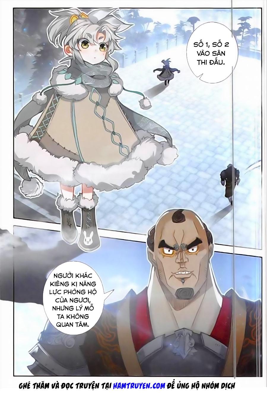 Nhất Niệm Vĩnh Hằng chap 23 - Trang 19