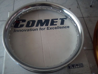 Harga Velg Comet
