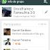 Novo grupo do Droidfame no whatsapp