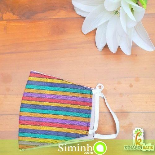 Masker Batik Motif 1 - Kinasih Batik