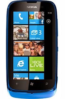 Nokia Microsot Lumia 610