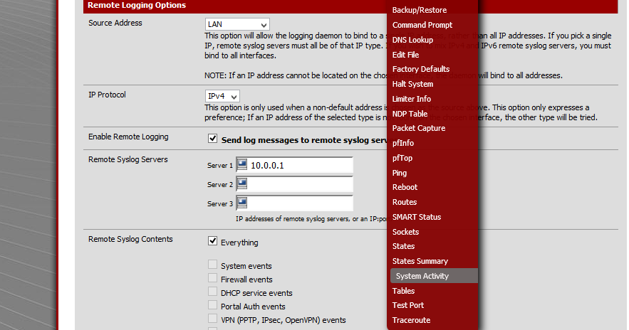 Learning by practicing: PFSense + Splunk - Security on the cheap
