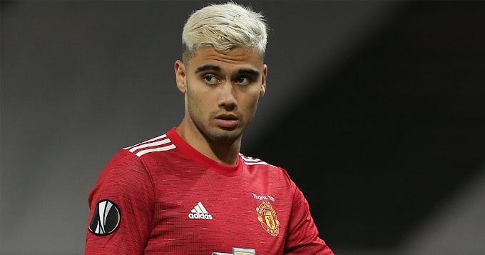 Andreas could lead host of departures from Manchester United as Lazio move draw closer
