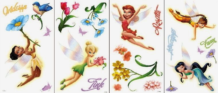 Tinkerbell Room Decor Special For Little Girl A Room For