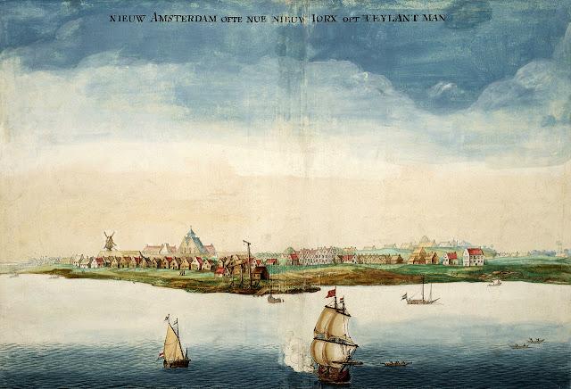 [Viajando na História] O mês de Setembro na História - Nova Amsterdã passa dos holandeses para os ingleses e se torna Nova York