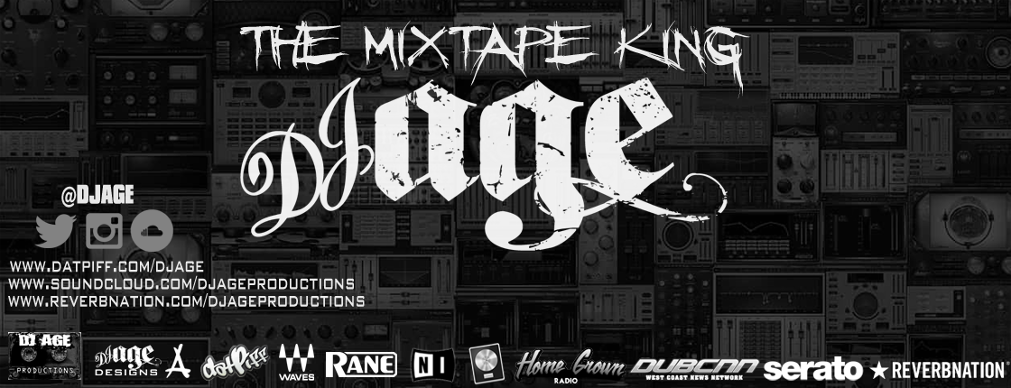 DJ AGE - The Mixtape King