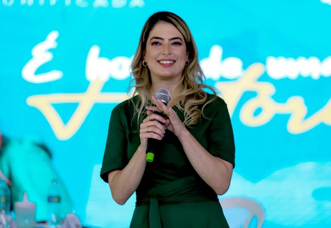 Justiça nega registro de candidata a vice na chapa de Artur Bolinha