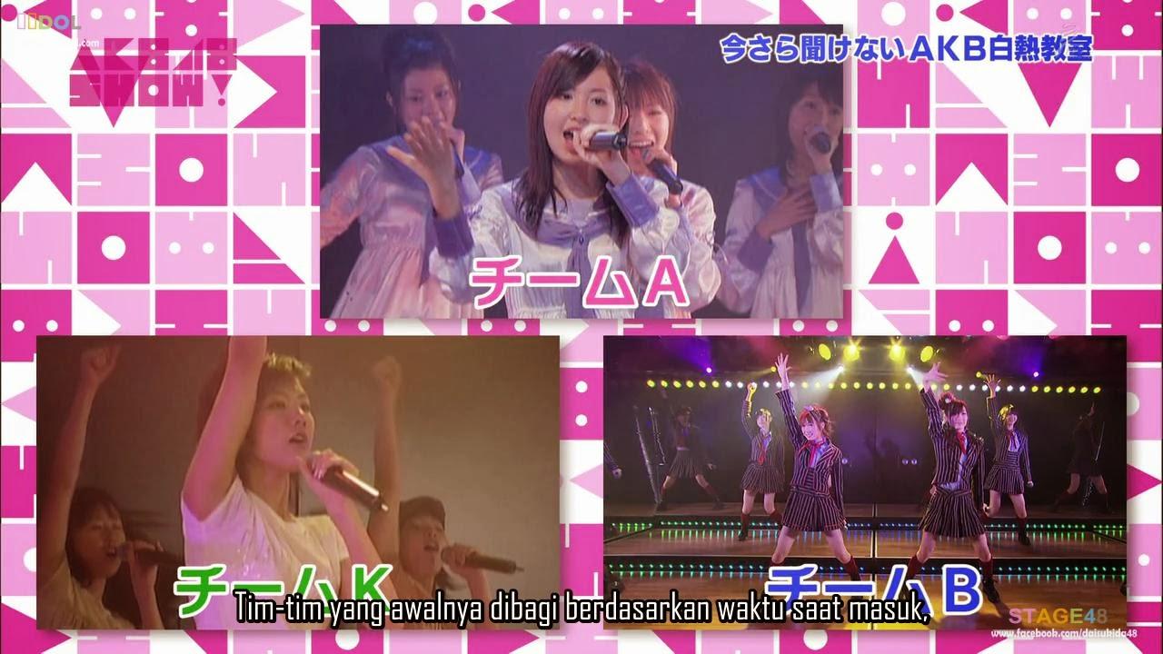 Akb48 Show Ep 2 Eng Sub
