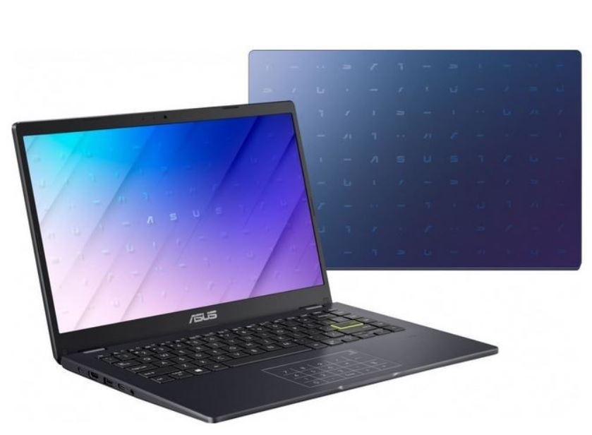 Asus E410MA BV451VIPS, Laptop Murah dengan Layar Full HD IPS-Level