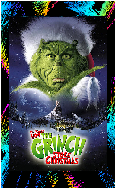 How The Grinch Stole Christmas 2000 Vhs.The Surreal Movies And Tv Blog Movie Review How The