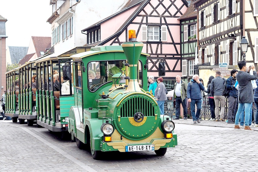 Le Petit Train Colmar - Touristenzug
