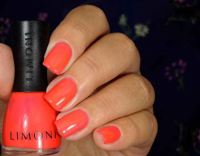 Limoni Neon Collection 593 на белой подложке