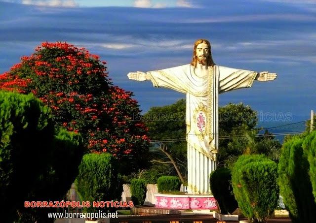 Resultado de imagem para cristo redentor borrazópolis