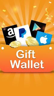 Gift Wallet menghasilkan uang