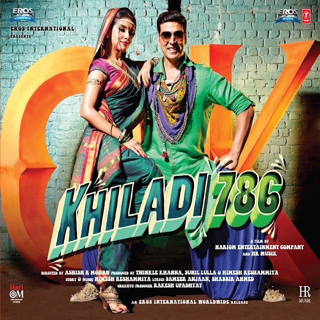LONG DRIVE LYRICS-KHILADI 786