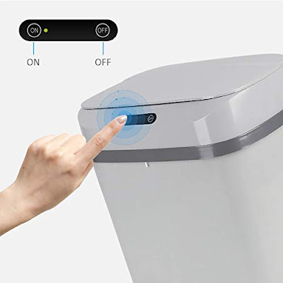 Smart Sensor Dustbin | Automatic Garbage Can