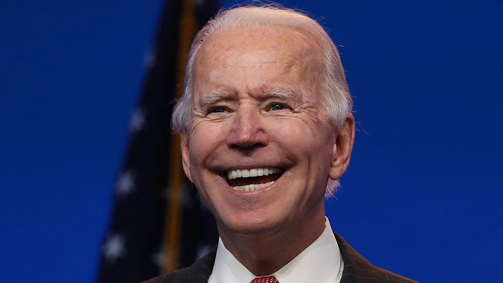 Para onde foram todos os apoiadores de Joe Biden em sua posse?