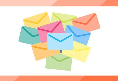 Email Mailing Internet Icon Communication