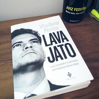 Lava Jato - Vladimir Netto. Foto: Instagram/diariojurista