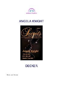 Secrets III DECKER - Angela Knight