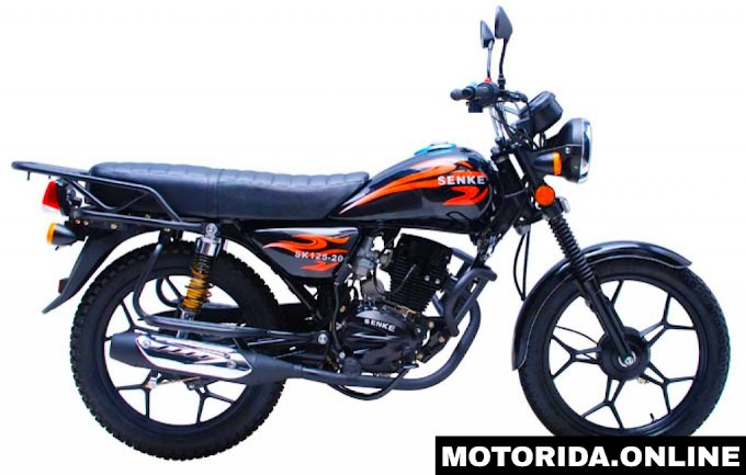 Senke SK 150X 2021specifications, color, Engine, capacity