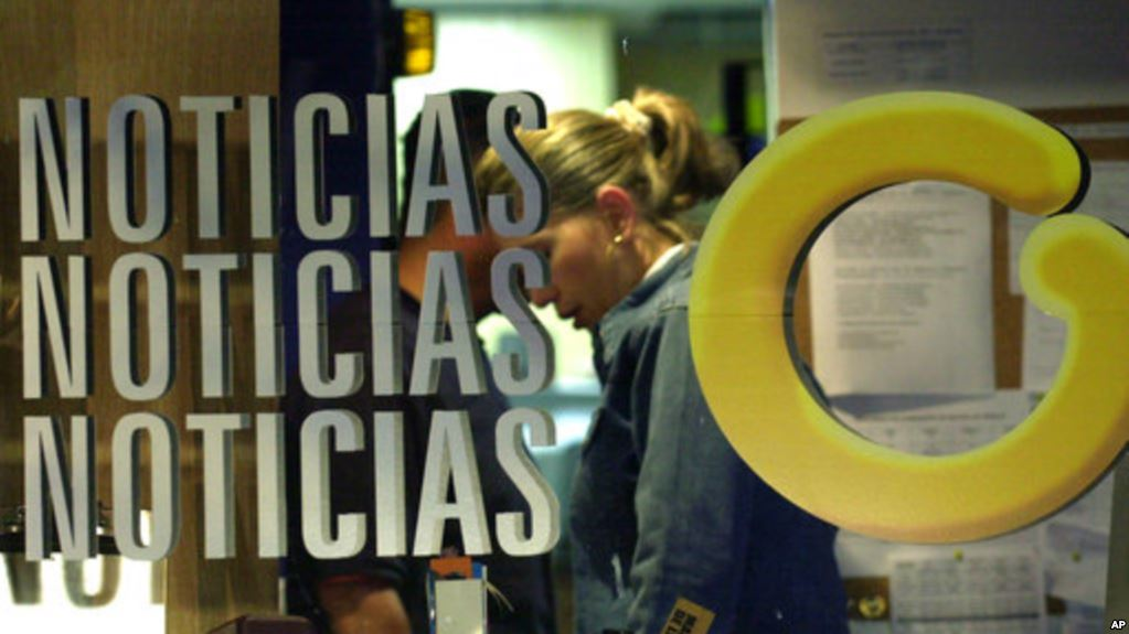 Globovisión en la mira de la investigación por corrupción / AP