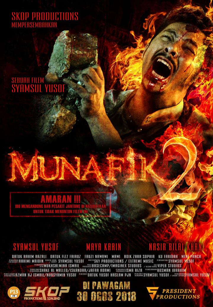 Poster Filem Munafik 2