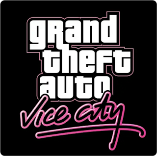 GTA vice city download for android free, GTA Vice City logo, GTA Vice City mod download for android