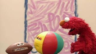 sesame street Elmo's World Balls