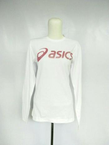 Baju Olahraga Wanita Lengan Panjang Asics