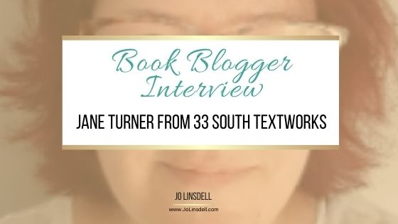 Book Blogger Interview Jane Turner from 33 South Textworks
