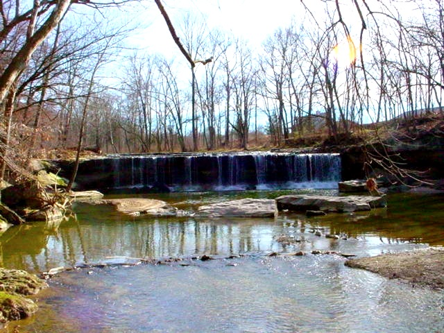Anderson Falls - Columbus Indiana
