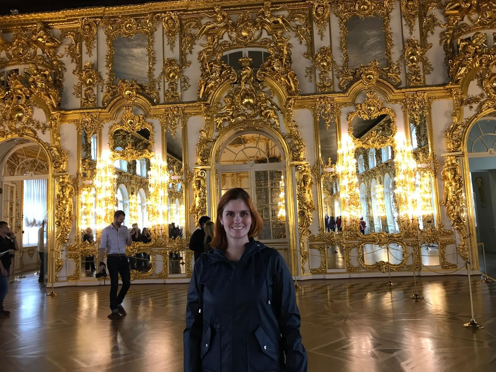 Grande Salão - Palácio da Catarina