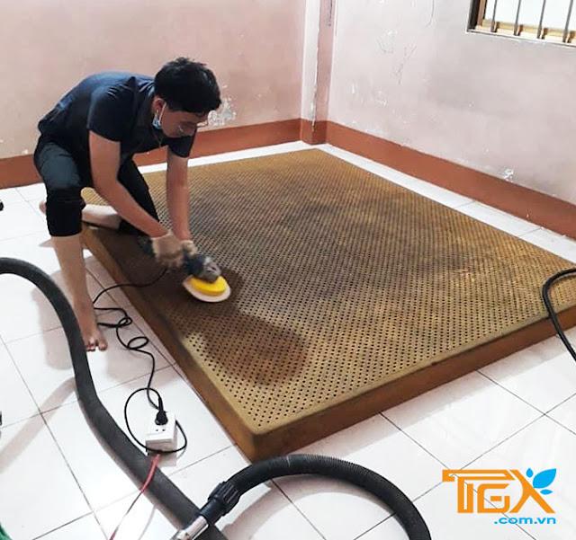 Giặt nệm tại Xuân Lộc