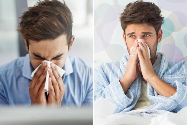 6 Perbedaan Pilek dan Alergi, Jangan Tertukar!