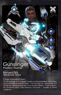 Dragon Raja Guide : Gunslinger Build, Skills & Talents
