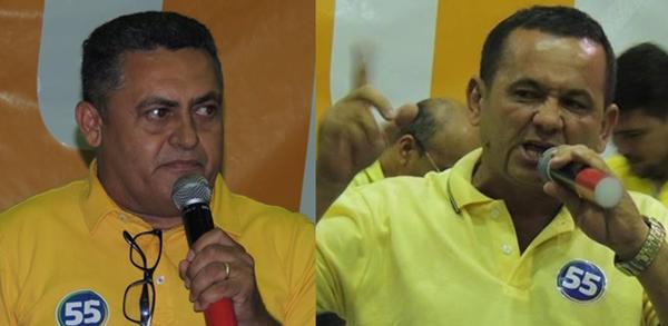 Vereador eleito e primeiro suplente travam briga por mandato em Felipe Guerra