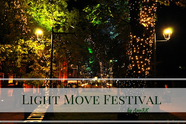 Light  Move Festival