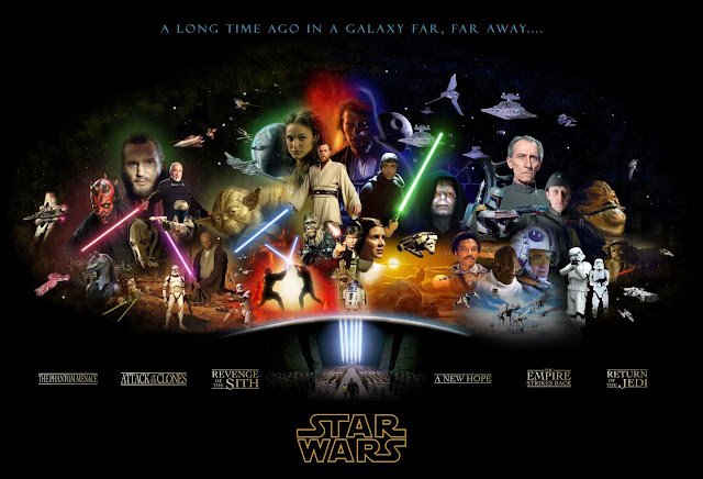 Saga completa de Star Wars