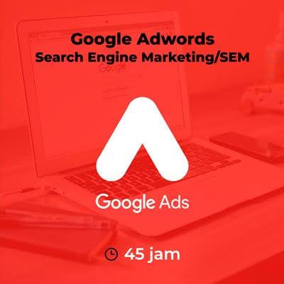 Jasa Iklan Google Adwords