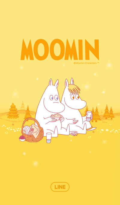 Moomin Autumn Colors