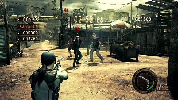 Resident Evil 5 - Mods to play Splitscreen and Versus Mode ~ Steam Fix