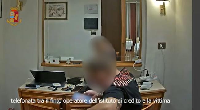"""Napoli: Operazione """"Numero verde"""" si fingevano operatori di banca per truffare le vittime"""