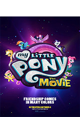My Little Pony: La Película (2017) BRRip 720p Latino AC3 5.1 / Español Castellano AC3 2.0 / ingles AC3 5.1 BDRip m720p