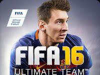 Download FIFA 16 APK V3.3.118003 + Data Online/Offline New Update