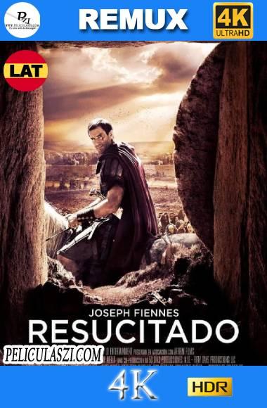La Resurrección de Cristo (2016) Ultra HD REMUX 4K HDR Dual-Latino VIP