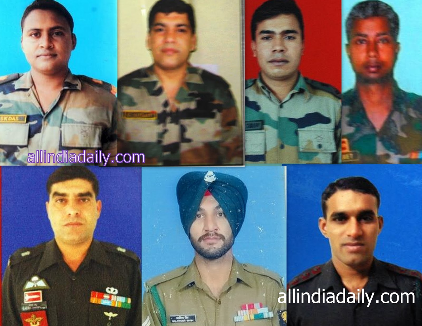 Gallantry Awards for the year 2013 - Indian Army