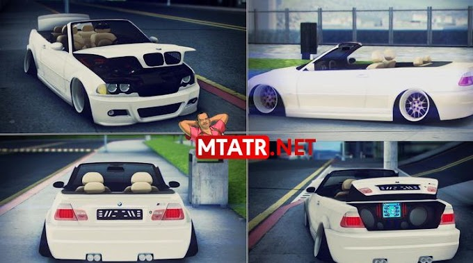 MTASA BMW M3 Cabrio